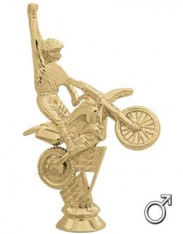 Figurina F180 Motociclist si motocicleta